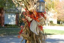 loving fall.... / fall colors, scents, pumpkins and natures beauty