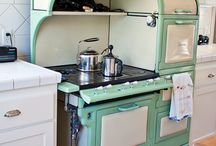 Retro kitchen / by Amanda G