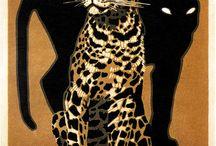 Ludwig Hohlwein Animals