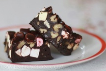 Recipes: CHOCOLATE Desserts / All things Chocolate!