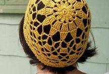 Crochet - Beanies, Hates, Hoods, etc. / by Hanne Adelman