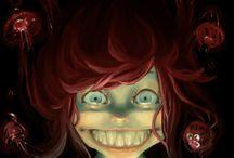 creepy / by Ashley Minton Voll