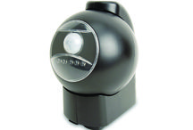 Battery-powered motion-activated LED outdoor light(black& white) / Ideal for steps, doorways, paths, closets or hallways!