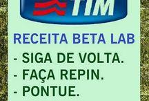 TIM BETA / sigo todos de volta!!!