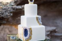 Geode Wedding Inspiration