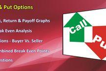Call & Put Options Tips