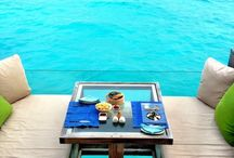 Resort breakfast