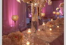 """Pink & Silver Wedding / by """"I Do""""...Balloons, Weddings, & Events"""