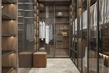 Walk-In Closet Deco