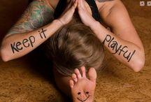 cute pics for yoga club