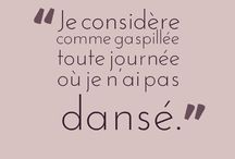 citations danse