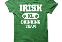 Happy Saint Patrick's Day / Happy Saint Patrick's Day with Shirts