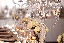 Wedding Centre Pieces & Decorations