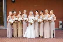 Bridesmaids / by AlwaysNForever