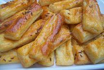 slané chuťovky
