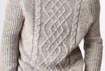 meskie swetry