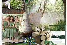 Wedding / November 11, 2012!! Colors: Sage, Champagne, Chocolate Brown