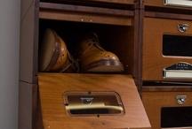 Men's closet organizer / by Vicki Taylor