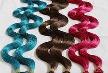 Synthetic Hair Extensions - Socoosohairwig.com