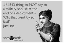 It's a Military thing / by K