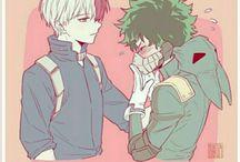 Boku no hero academia ♥