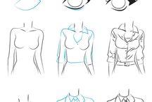 ilustraciones masculinas