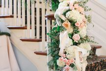 Floral Staircases