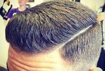 Corte de cabello y barba