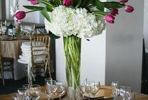 Flores para decoração