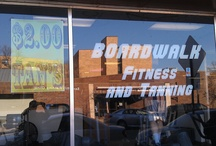Boardwalk's Fitness Items & Products / by Boardwalk Fitness & Tanning Winona Minnesota