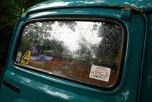 Renault 4 / Die van ons en ontmoetingen