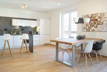 Home Staging Musterwohnung Frankfurt / In Frankfurt soll der Verkauf der Wohnungen in einem Neubauprojekt durch Home Staging angekurbelt werden. Hierfür erstellt HomeStagingDE ein modernes, minimalistisches Einrichtungskonzept abgestimmt auf die Zielgruppe.