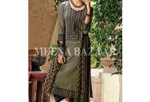 New Arrival Salwar Suit Collection Meena Bazaar