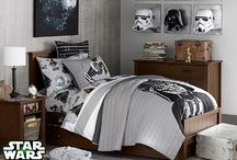 Star Wars Room / Star Wars Room stickers and wallpapers