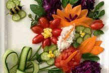 dekoracja potraw