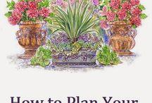 Gardening Ideas / Helpful tips for gardening