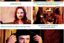 Tolkien tales