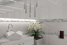 Nowe mieszkanie łazienka