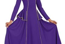 Eurotard Praisewear Collection / A fine, high quality collection of praise and worship wear. Dresses, skirts, tops, palazzo pants, leotards and unitards, and more. (Did you know that most of our styles can be altered without needing a hem?)
