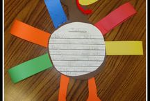 Halloween/Thanksgiving for Classroom / by Kylie Frankel
