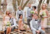 Inspiration- The wedding party