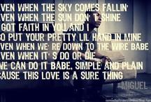 Miguel Lyrics + Beautiful Quotes!