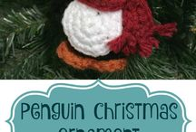 christmas crochet ornaments