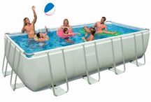 Intex ULTRA frame 32 x 16 Pool - iU32
