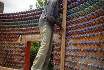 Construction / Construction avec des matériaux naturelles et/ou recyclés, isolation, maison passive, etc.