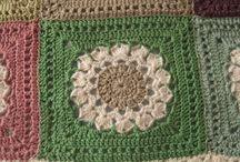 crochet Granny / carré