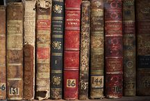 books and such. / by Hannah Silver