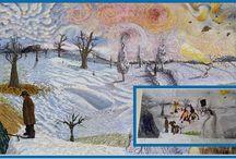 πίνακες  ζωγραφικής  στο νήπια