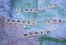 Places I would like to see / Travel list/more of a wish list