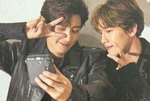EXO COUPLES♡